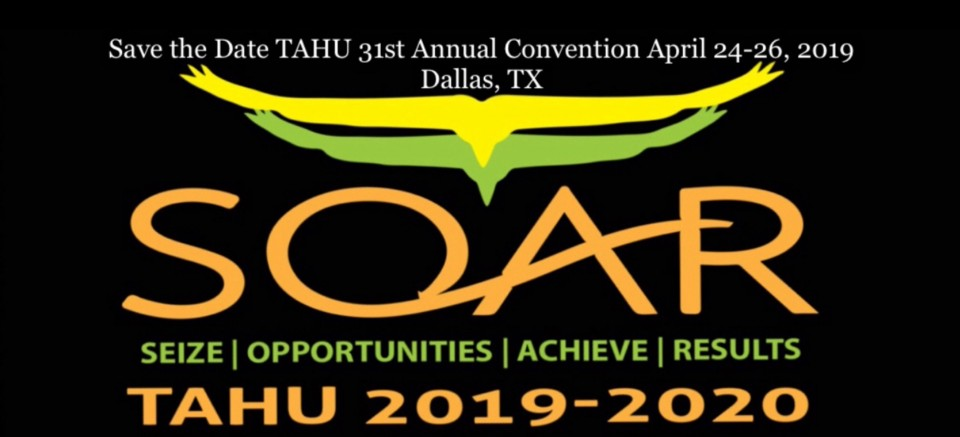 TAHU 31st Annual Convention 2019